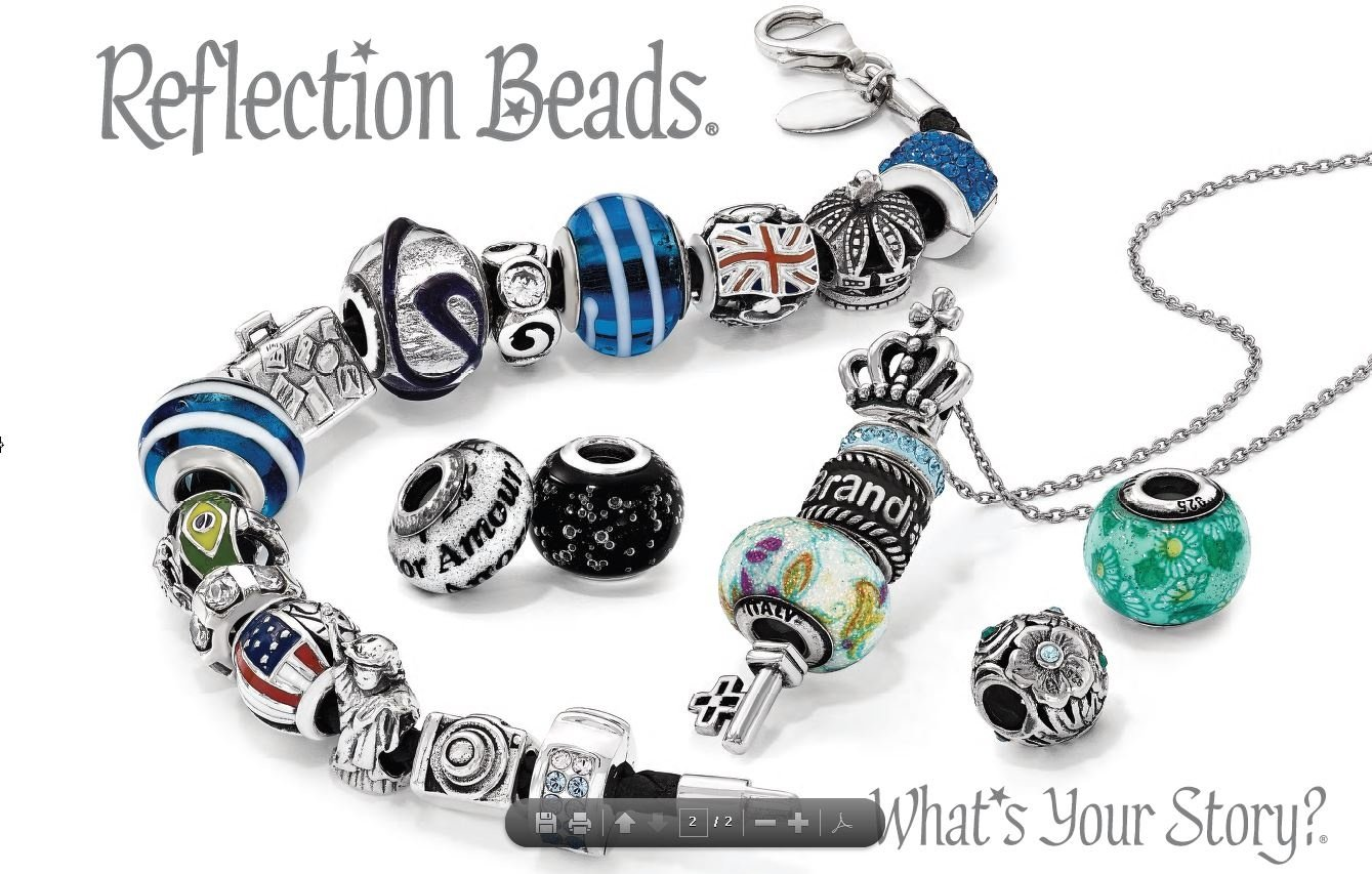 Reflection Beads Jewelry
