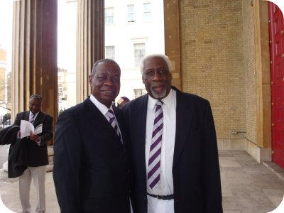 Mr Cyril Ashley & Mr Ezikel John