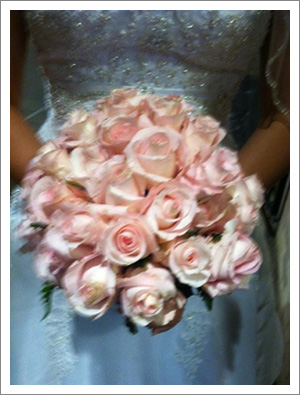 Custom flowers arrangement    