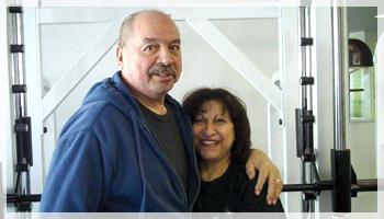 Earl and Alice Davis