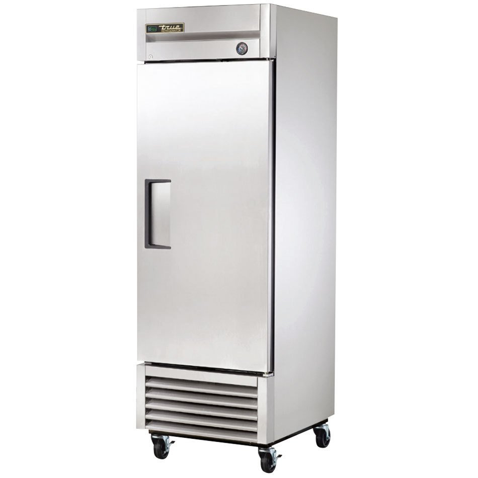 New True 1 Door Reach in Freezer Model # T-23-HC Call For Price