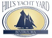 Hill's Yacht Yard in Beverly, MA is a boat yard offering boat maintenance services.