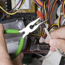 Fixing Electrical Wiring