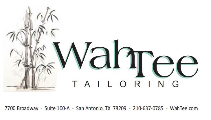 Wahtee Tailoring Logo