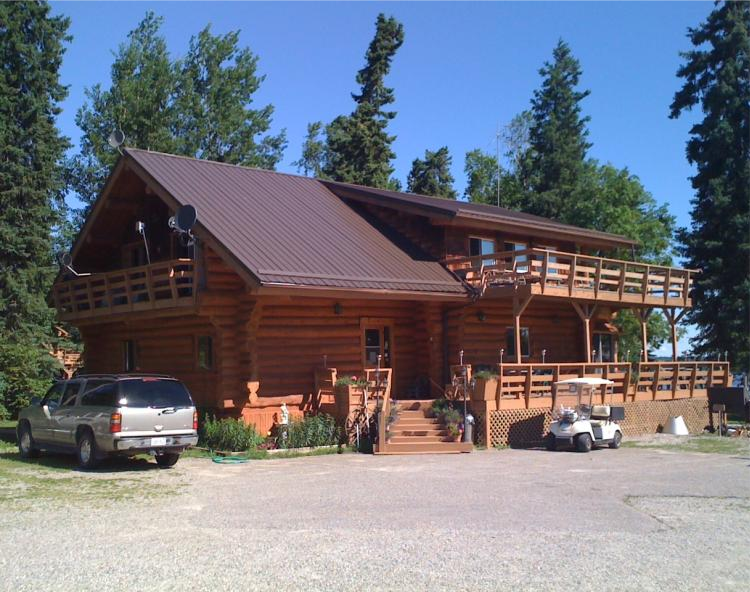 Lac Seul's Whitewing Resort||||