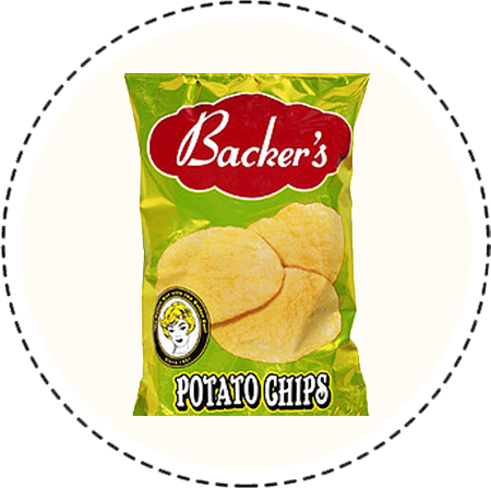 Backer's Potato Chips