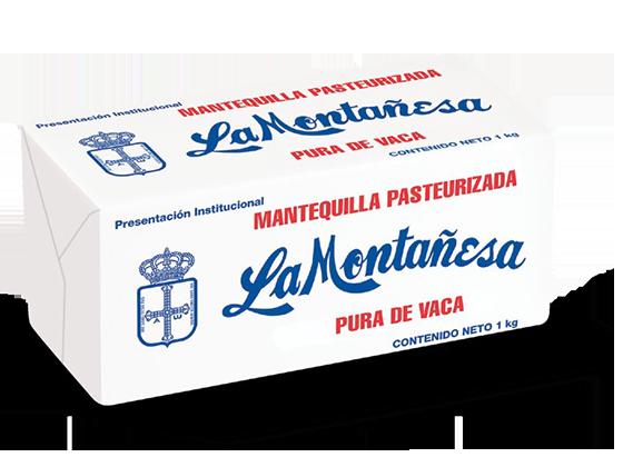 10  |  La Montañesa Caja de 10 kg (10 barras de 1 kg)