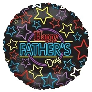 Father's Day Neon