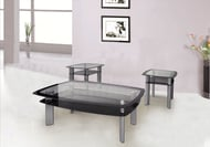 GT Sky Occasional Caffe table, 2 End table