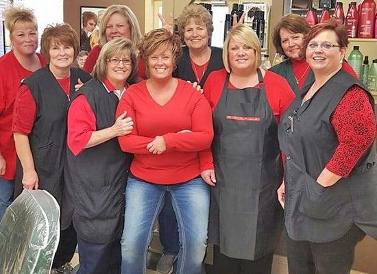 Salon Crew