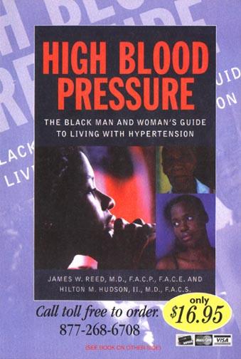 High Blood Pressure Book
