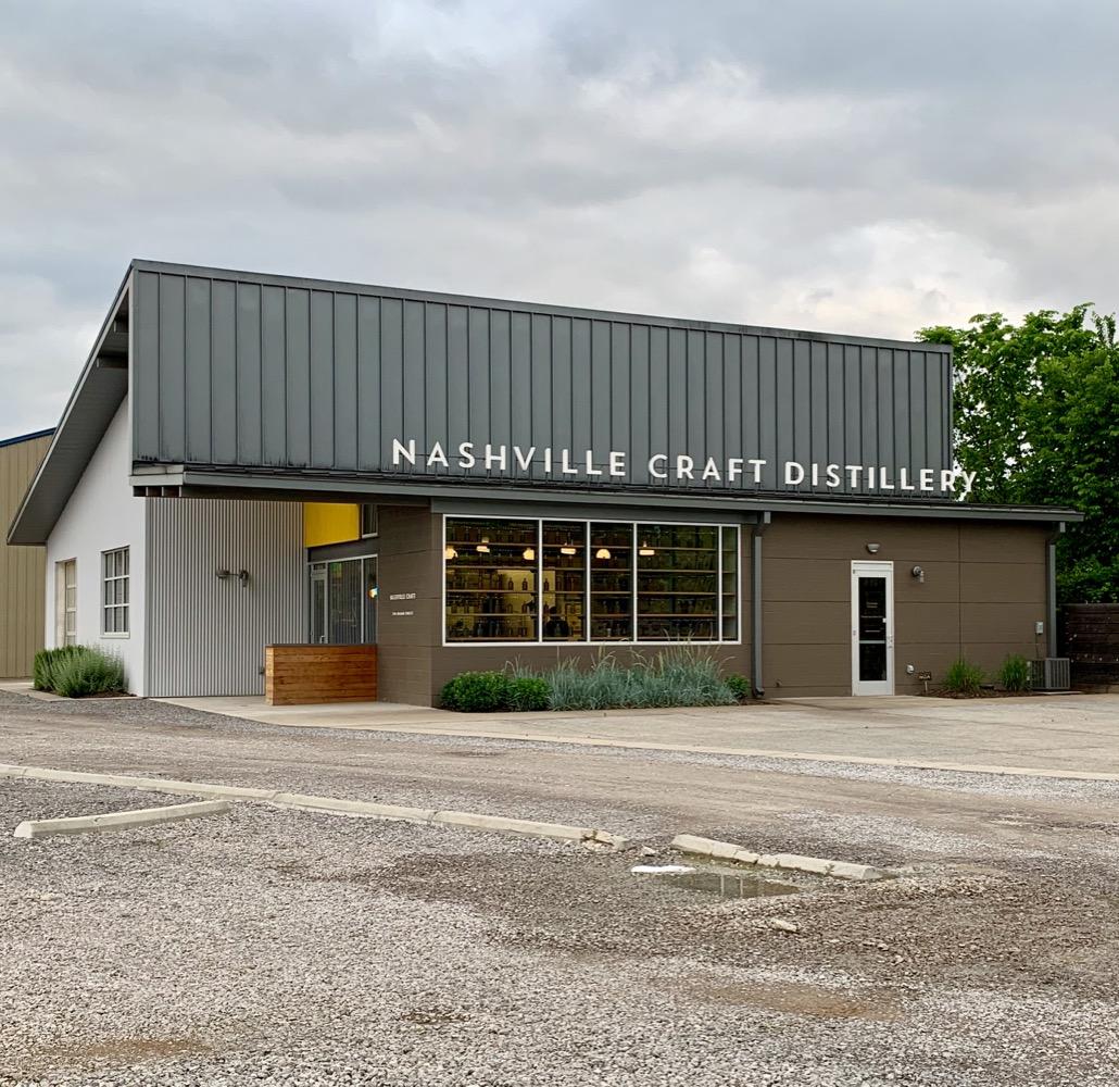 Nashville Craft Distillery - Front