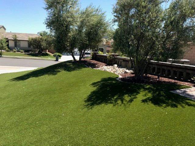 Outdoor Landscaped Area