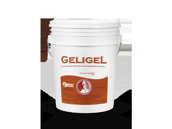 111  |  Brillo Geligel (en caliente) Cubeta de 20 kg