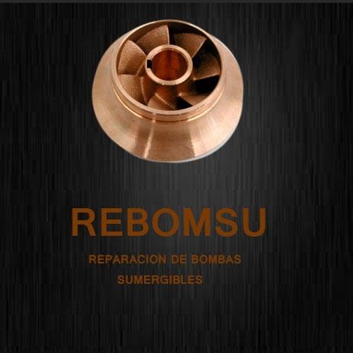 Rebomsu reparación y venta de bombas sumergibles