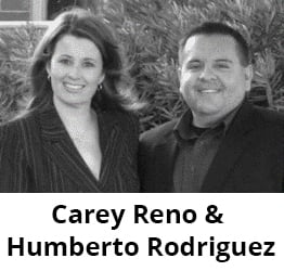 Carey Reno & Humberto Rodriguez