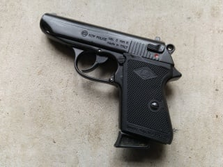 Bruni 8mm blank PPK