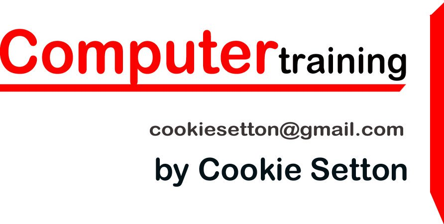 Computer Training by Cookie Setton