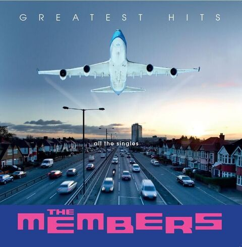 Members, The - 'Greatest Hits'