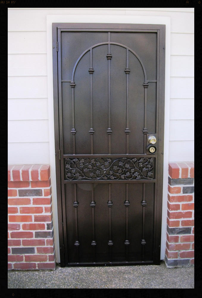 ENGLISH IVY STEEL SCREEN DOOR