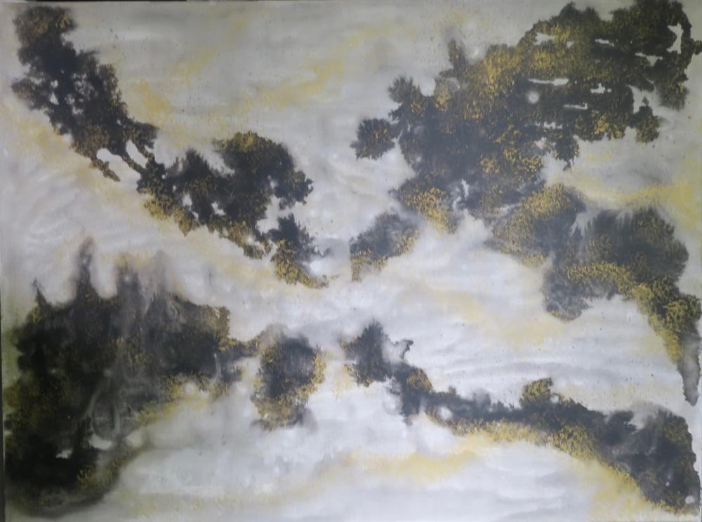 golden mist  8     42 x 32