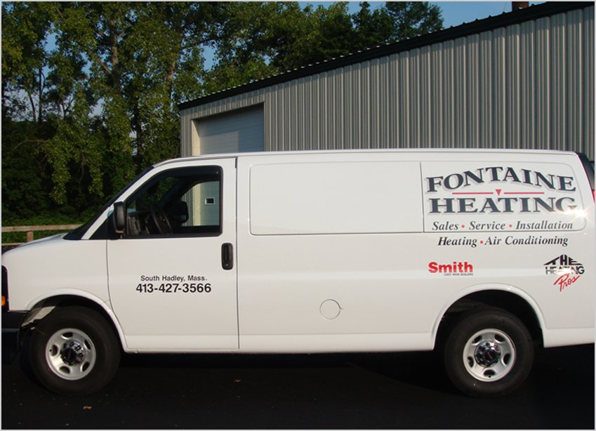 Fontaine Heating Incorporated truck||||