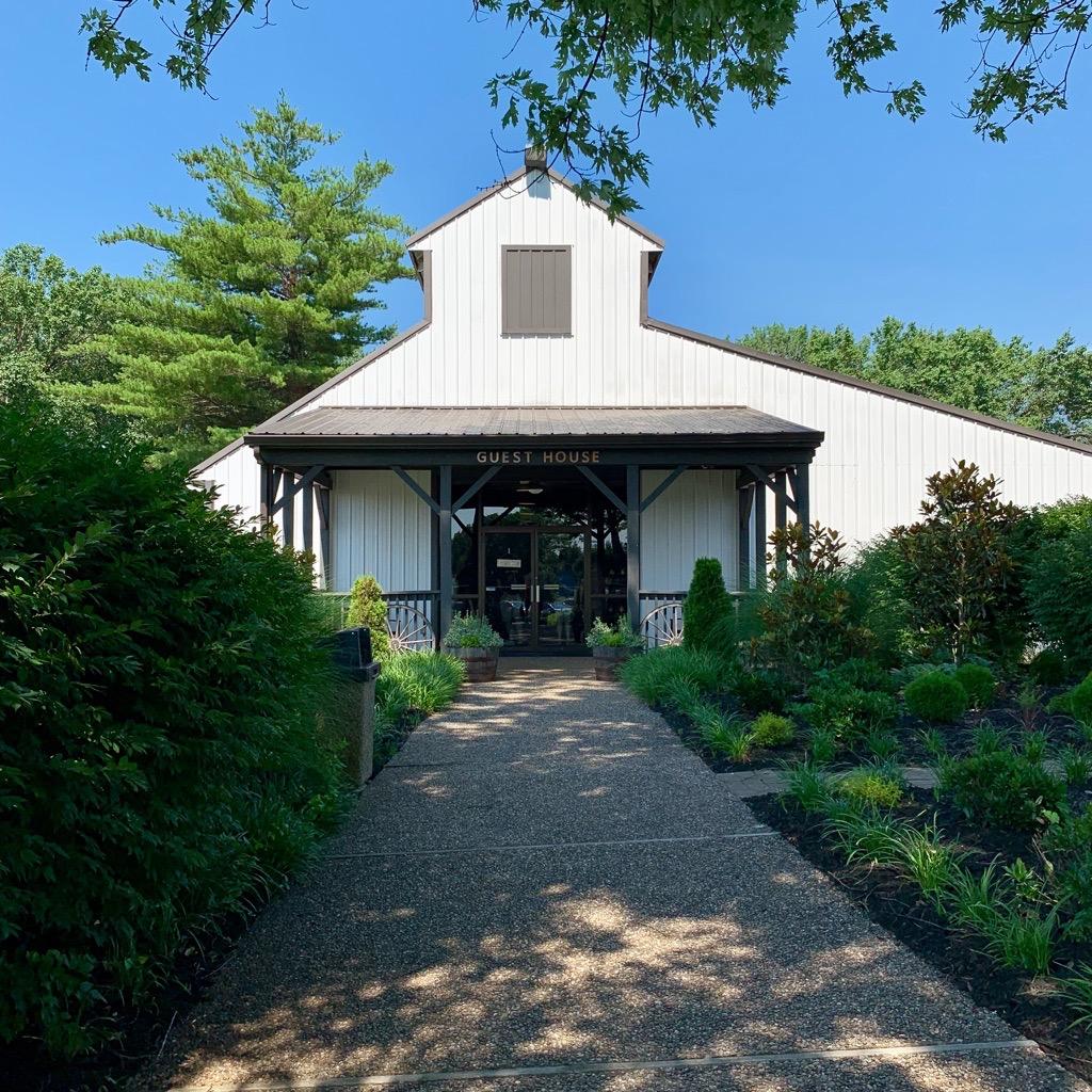 Visitor Center - Preservation Distillery