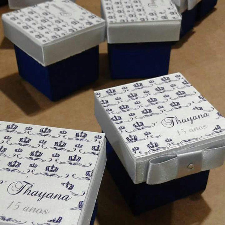 Caixas para lembrancinhas mdf
