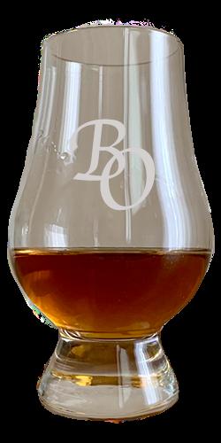 Bourbon Obsessed Glencairn