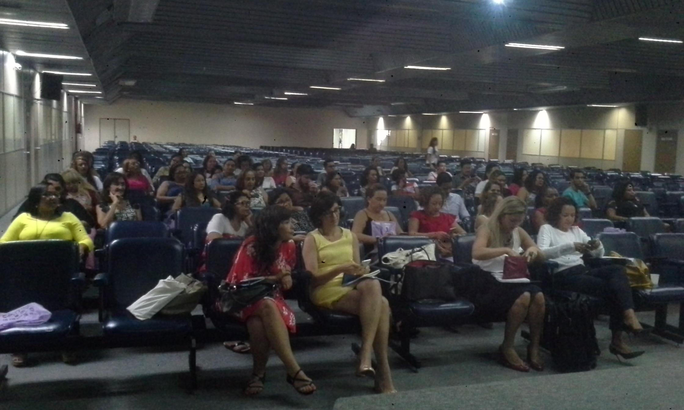 Dia do Bibliotecário na FCP - Pará
