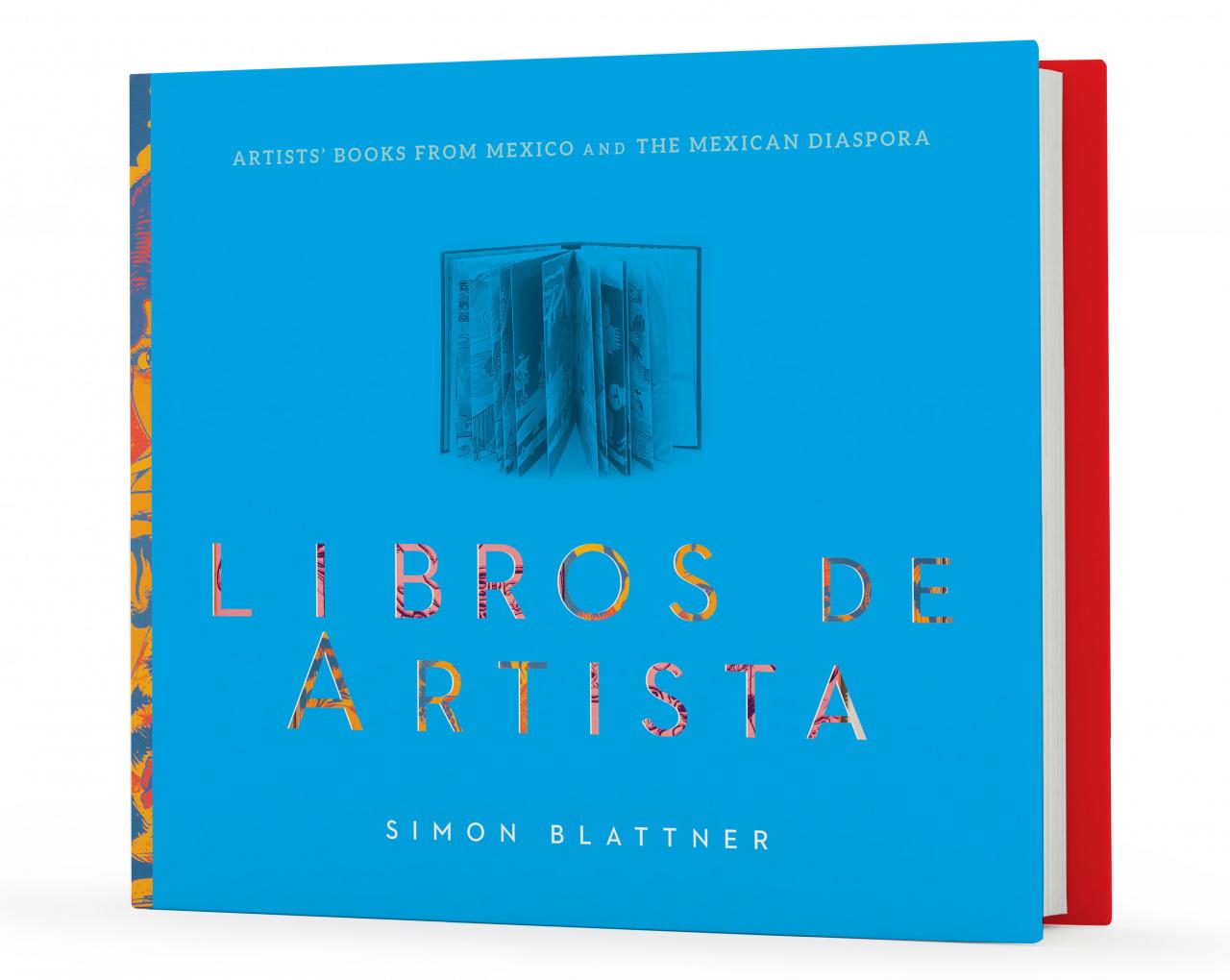 Libros de Artista by Simon Blattner