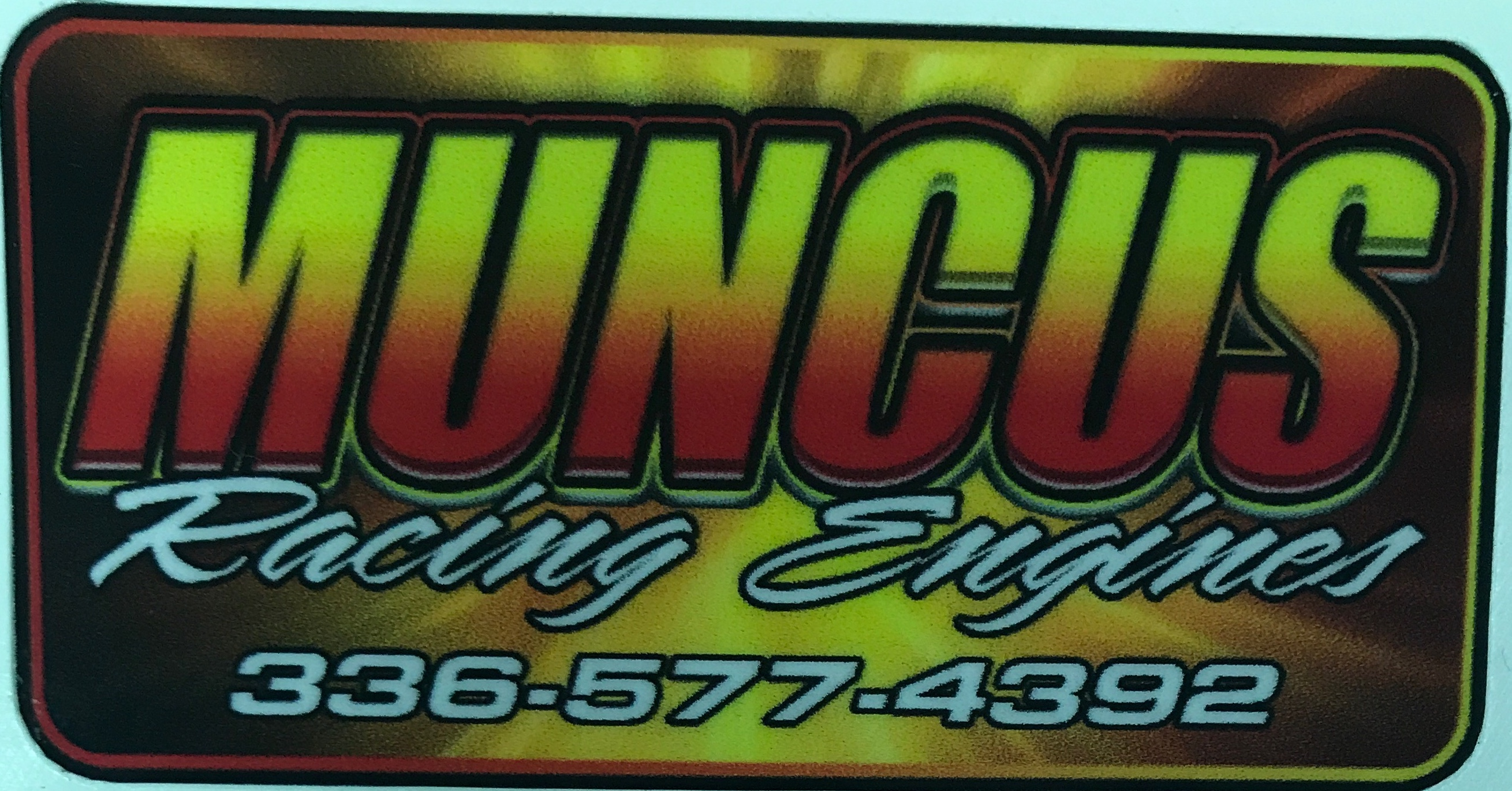 Muncus Racing Engines