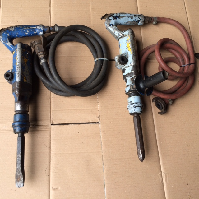 Choice CP9 / DKR34 Chipping Hammers