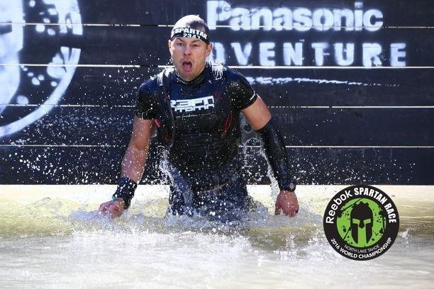 Spartan Race Contestant