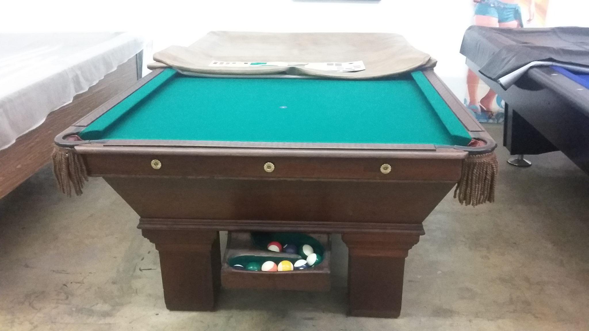 Somar Billiards Used Pool Tables