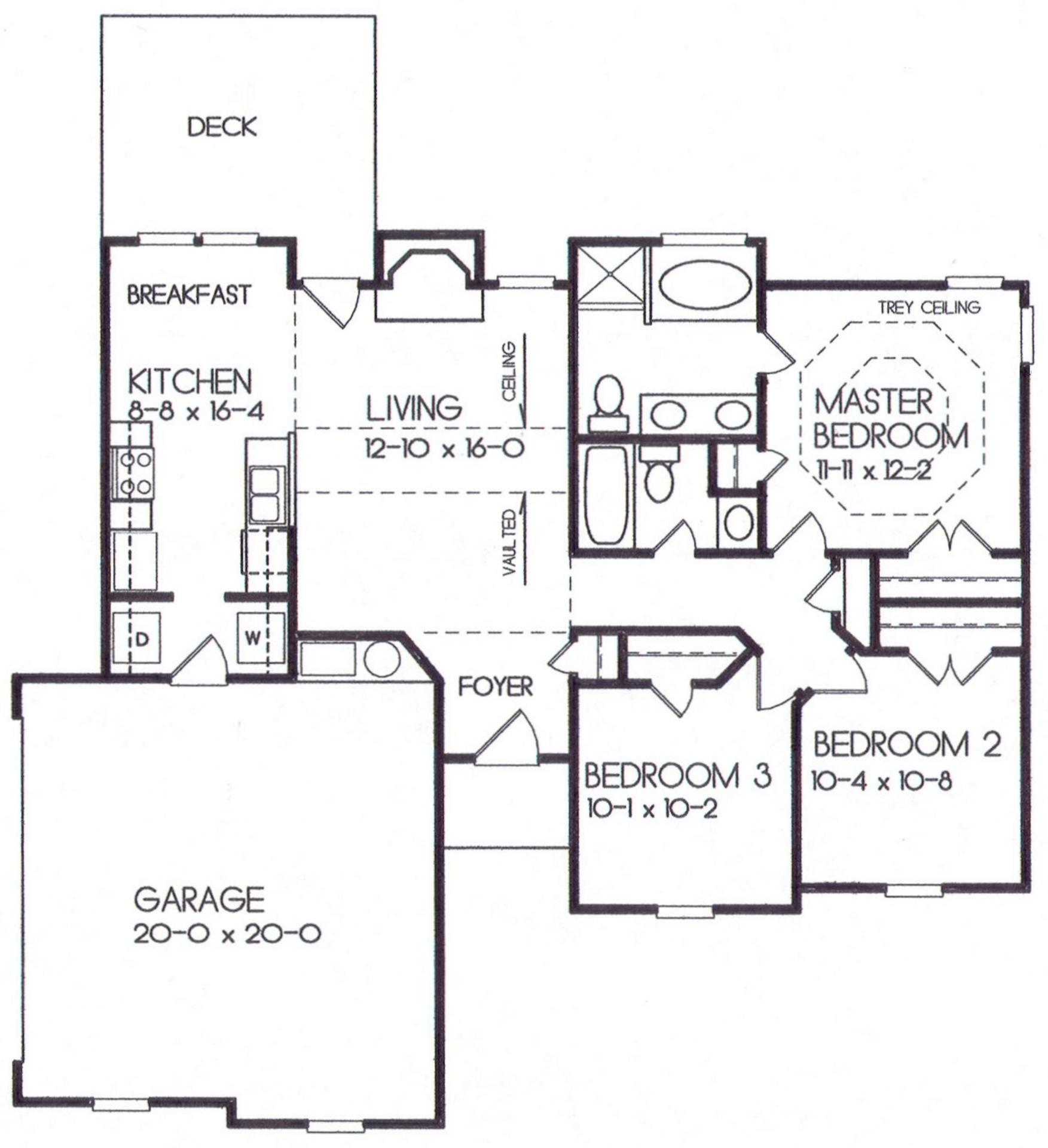 10-1 Floor Plan