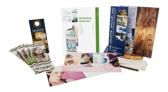 Marketing Materials Post Cards - Door Hangers