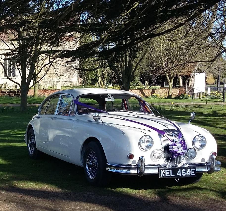 1967 Daimler V8
