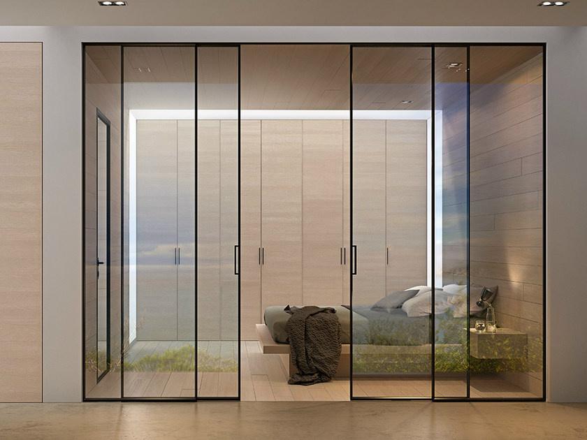 Vidrios y Aluminios del Pueblo - Puerta corrediza Aluminio