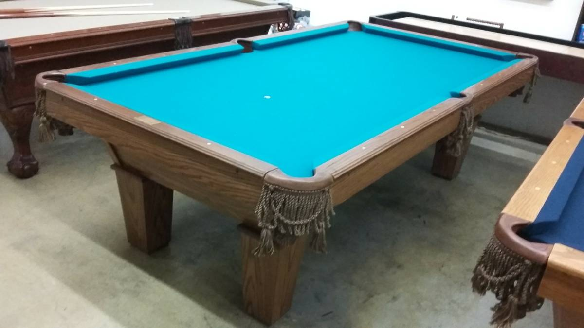 SOMAR BILLIARDS Used Pool Tables - Gandy pool table