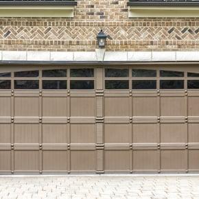 Large Door Garage