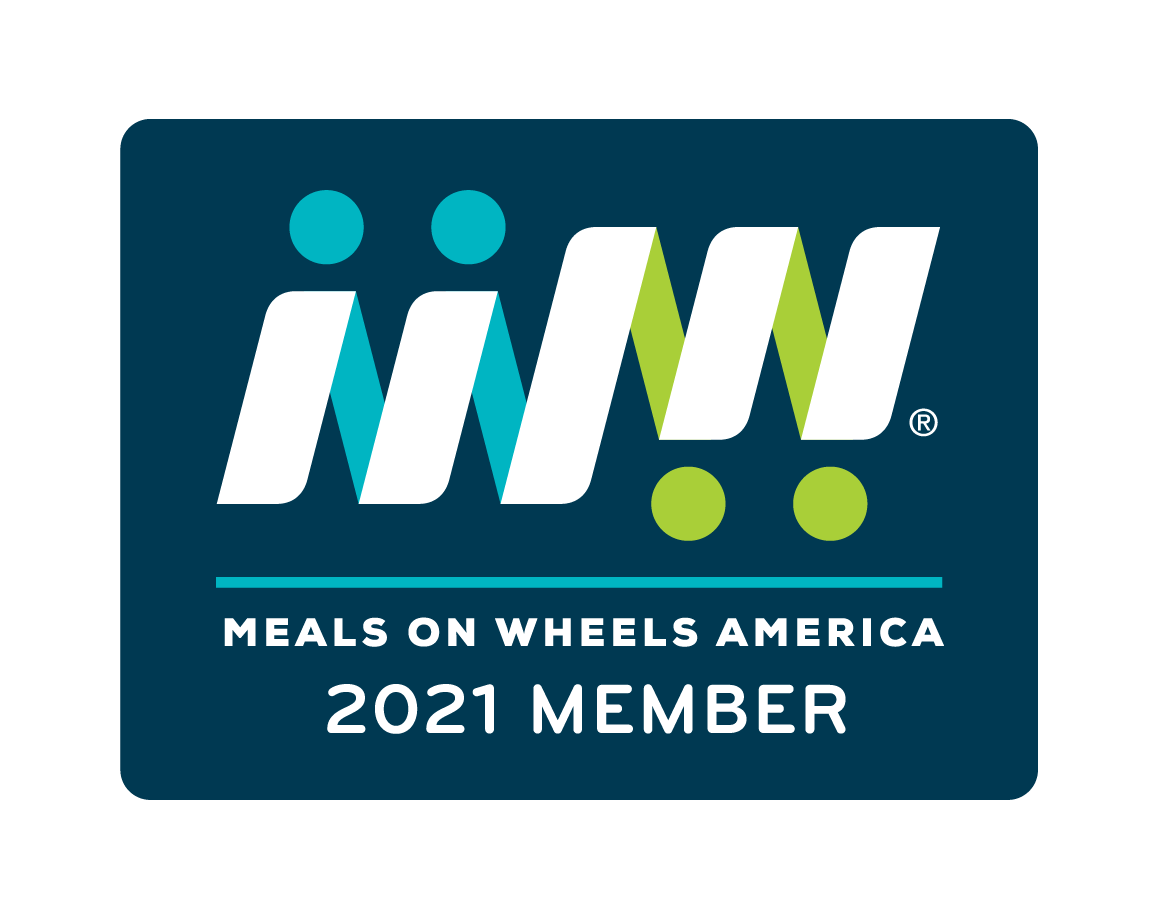 Meals on Wheels 2021 Logo