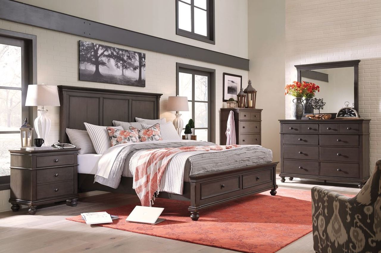I07PEP Bedroom Set by Aspenhome
