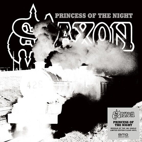 Saxon - 'Princess Of The Night'