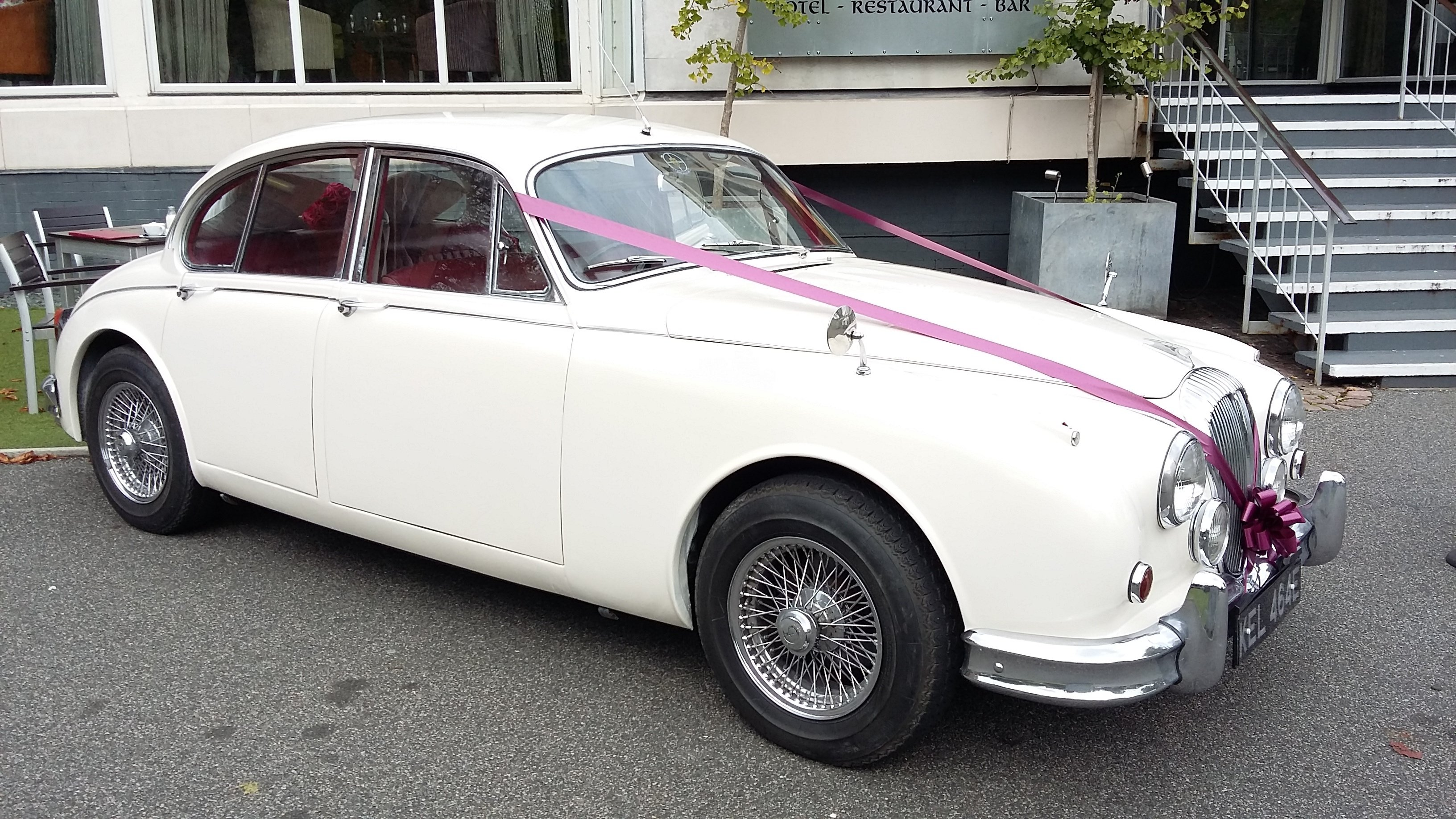KR Classic Cars - Wedding Hire