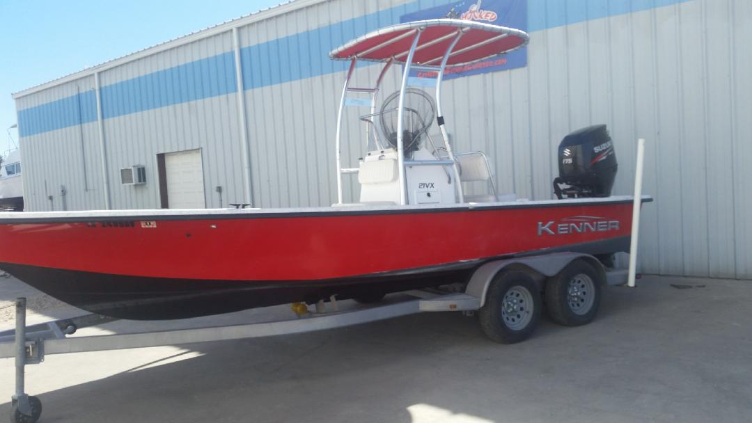 Bay Boat For Inshore Trips