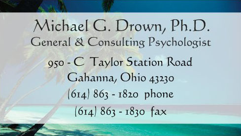 Drown, Michael Ph.D.