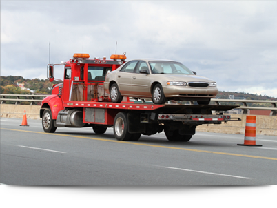 Flatbed towing and recovery||||
