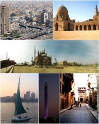 Cairo Egypt Landmarks