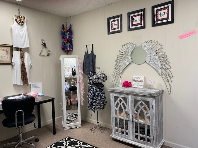 ANGEL CLOSET FOR THOSE IN NEED